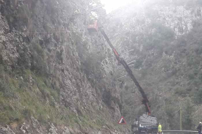 El proyecto de la reforma integral del desfiladero de La Hermida se licitará en marzo