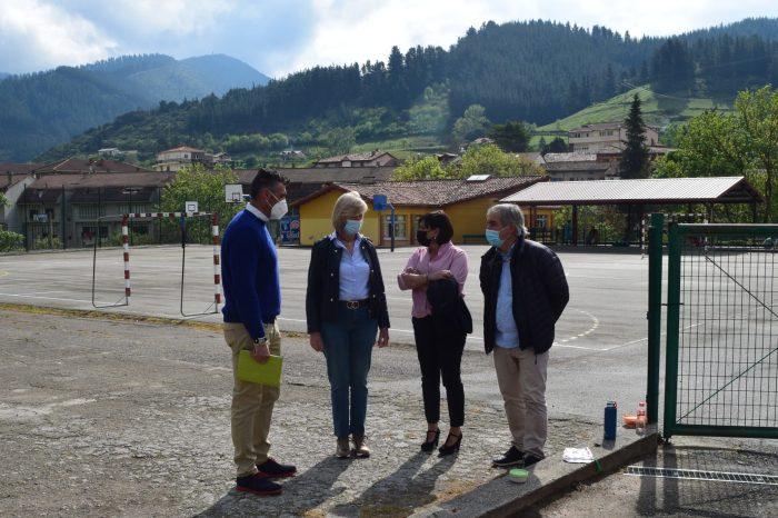 Educación implantará un aula de un año en el CEIP Concepción Arenal de Potes el próximo curso