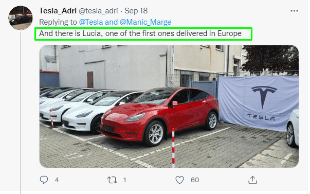 Tesla Model Y launched in Europe