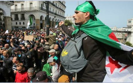 The list of State and Local Government in Algeria