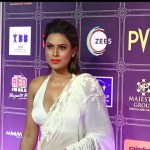 Nia Sharma's hot and gorgeous look in rupees 66k saree