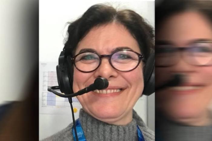 Periodista argentina detenida en Venezuela