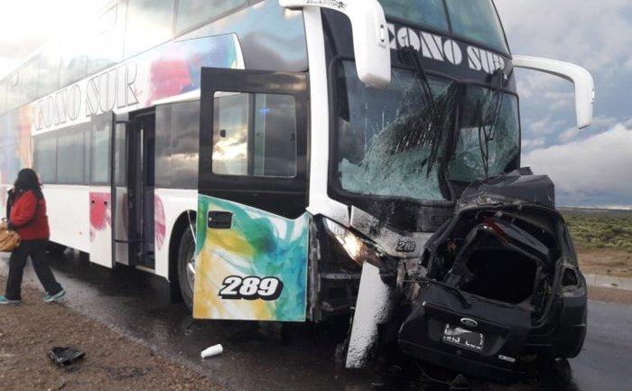 Murieron tres personas en accidentes sobre las rutas de Neuquén