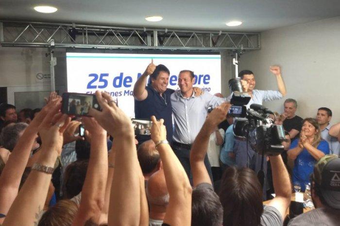"""Gutiérrez: """"Se acabaron los colores, ahora unidos y comprometidos"""""""