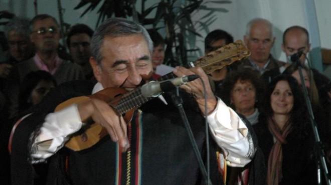 Murió Jaime Torres a los 80 años, el hombre que llevó el charango al mundo