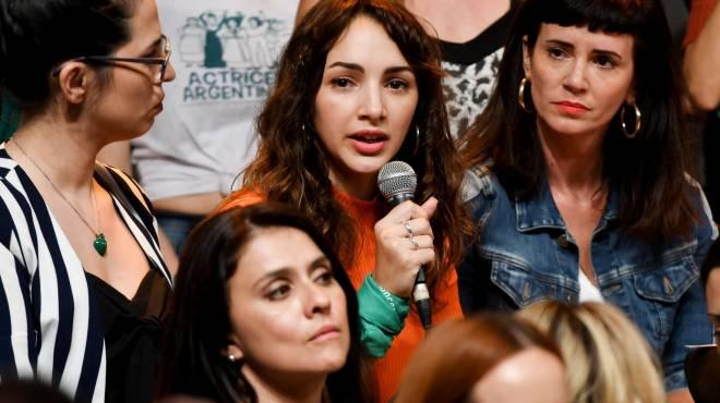 Quién es Thelma Fardin, la actriz de Bariloche que denunció a Juan Darthés