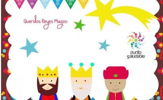Carta a los Reyes Magos, regalos originales y saludables