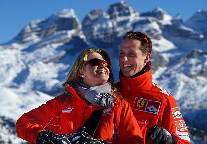 """""""Estamos haciendo todo para ayudarlo"""" comentó la familia de Schumacher"""