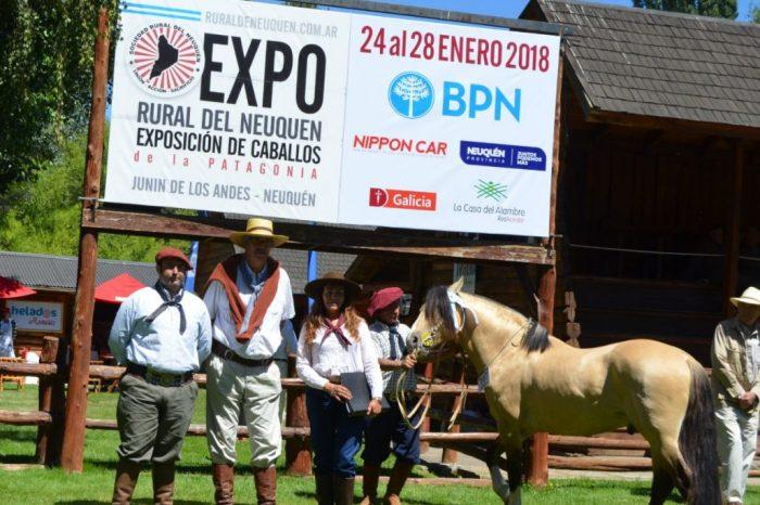 La 77° Expo Rural del Neuquén, se realizará desde el 23 al 27 de enero