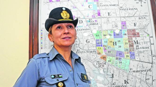 La Policía apostó a una mujer para darle batalla a la droga