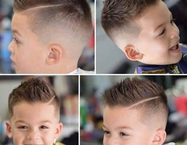 Corte de pelo gratis a chicos y adolescentes en barrios  Lanín y Lonquimay