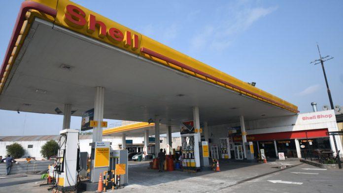 Shell aumenta sus combustibles mañana domingo un 2,09 %