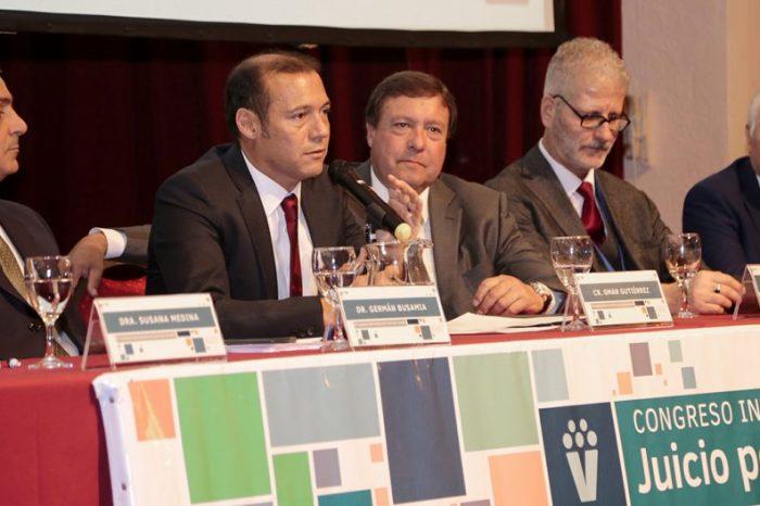 """Gutiérrez: """"Los juicios por jurados son una política pública en Neuquén»"""