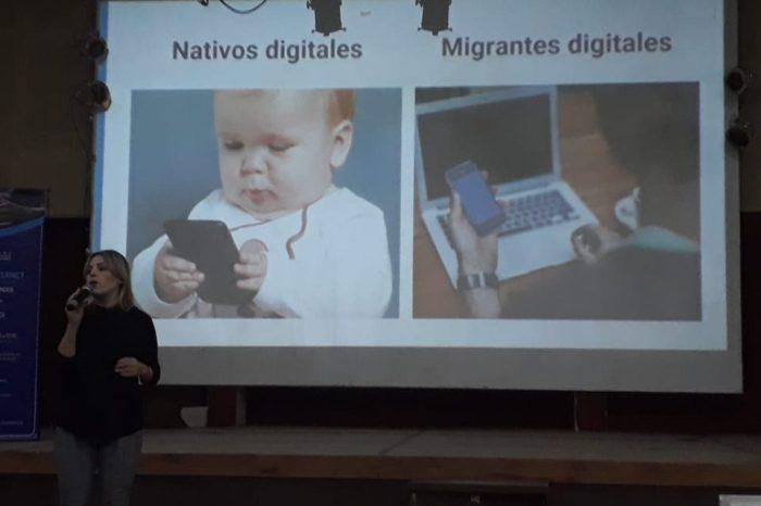 """Taller sobre """" Seguridad en Internet """" en Junín de los Andes"""