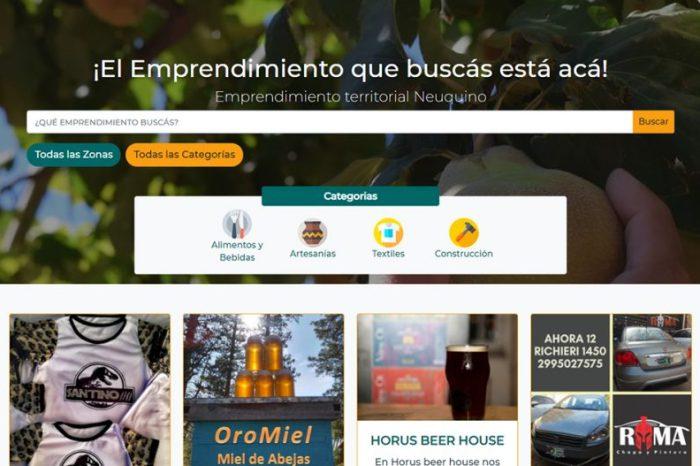 Se lanza el portal de Emprendimientos IADEP