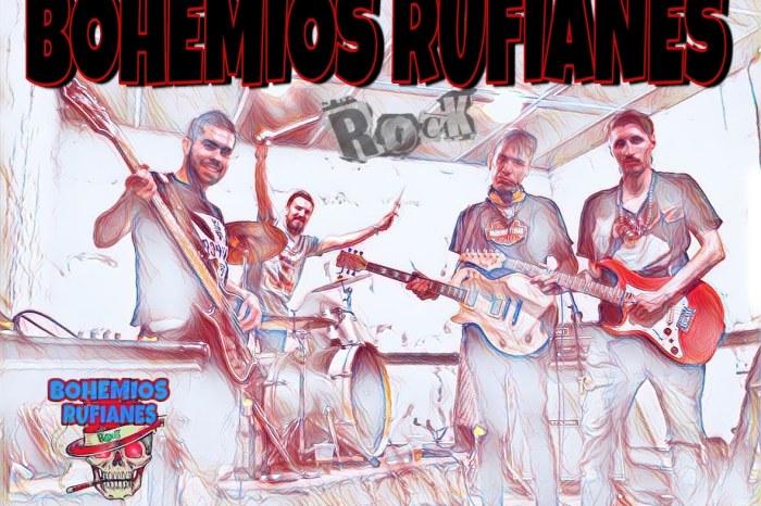Bohemios Rufianes, una banda que viene a renovar el aire del Rock