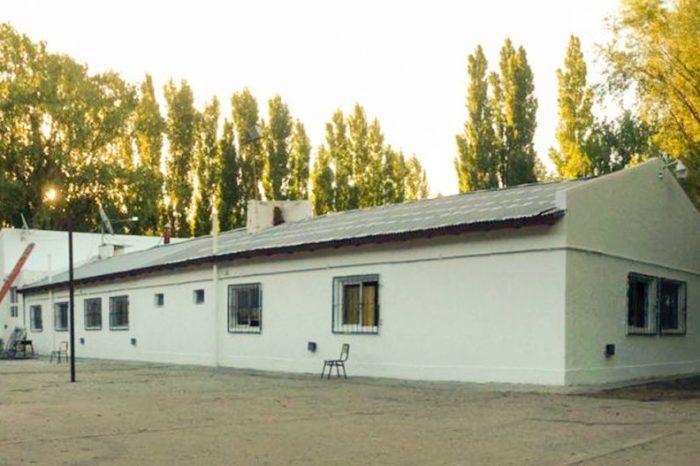 Provincia articuló acciones destinadas a la escuela primaria albergue N° 271