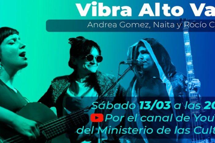 Vibra Alto Valle se presenta en el ciclo del Banco de la Música de Neuquén