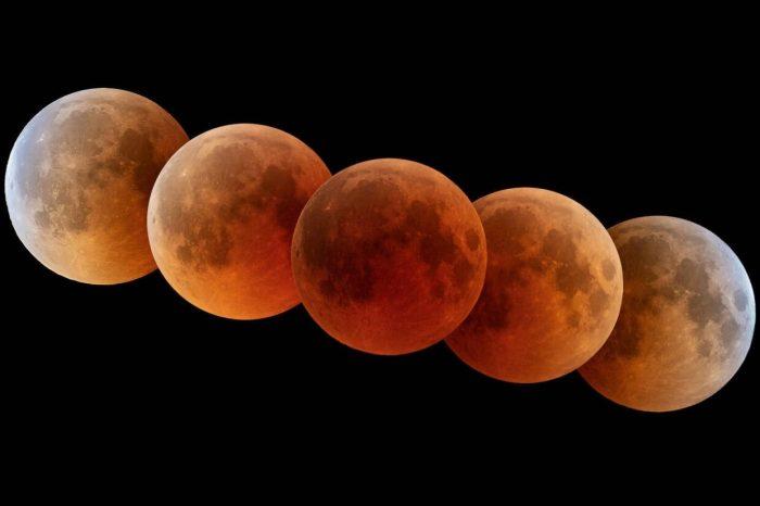 Este mes se verá el primer eclipse del año y será de Superluna