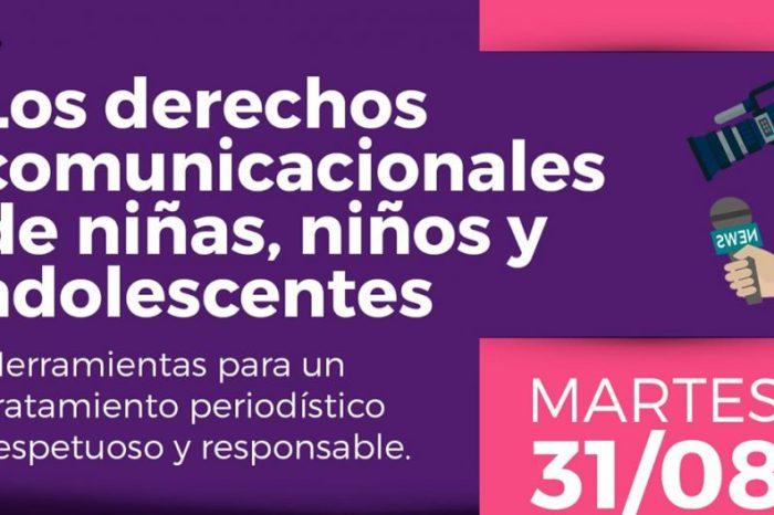 Capacitación para comunicadores sobre abuso sexual contra niñas, niños y adolescentes