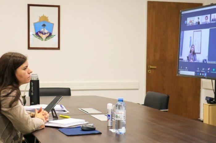 Provincia y justicia federal se reunieron para avanzar en los preparativos de las PASO
