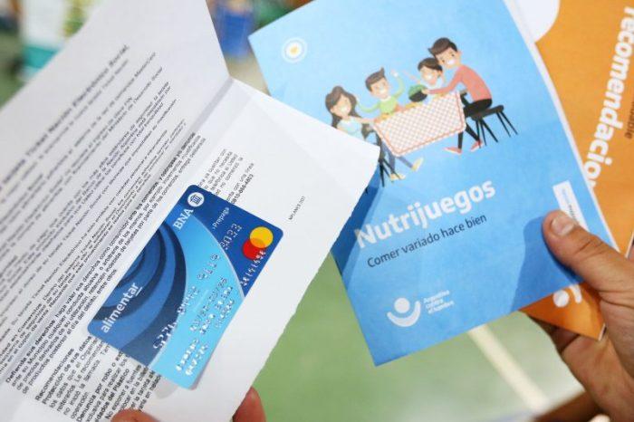 Provincia entregará 4.190 Tarjetas Alimentar en Neuquén capital
