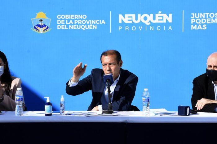 Gutiérrez presentó el boleto estudiantil gratuito provincial
