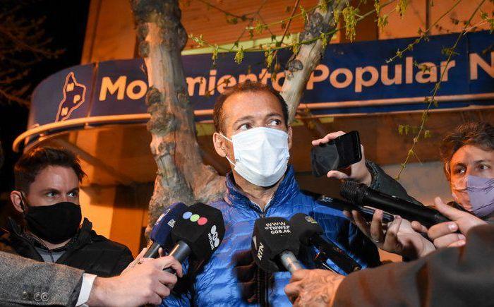 """Gutiérrez habló de unidad y dijo: """"Vamos a esperar que se termine de contar hasta el último voto"""""""