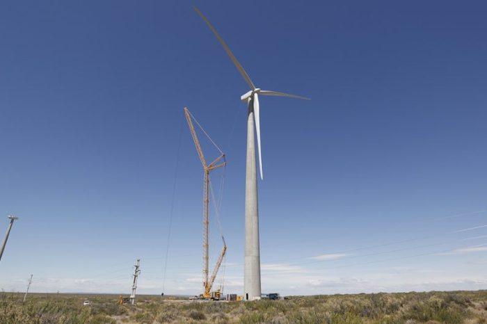 Gutiérrez solicitó a Nación que incluya proyectos de ADI NQN en el régimen de fomento de energías renovables