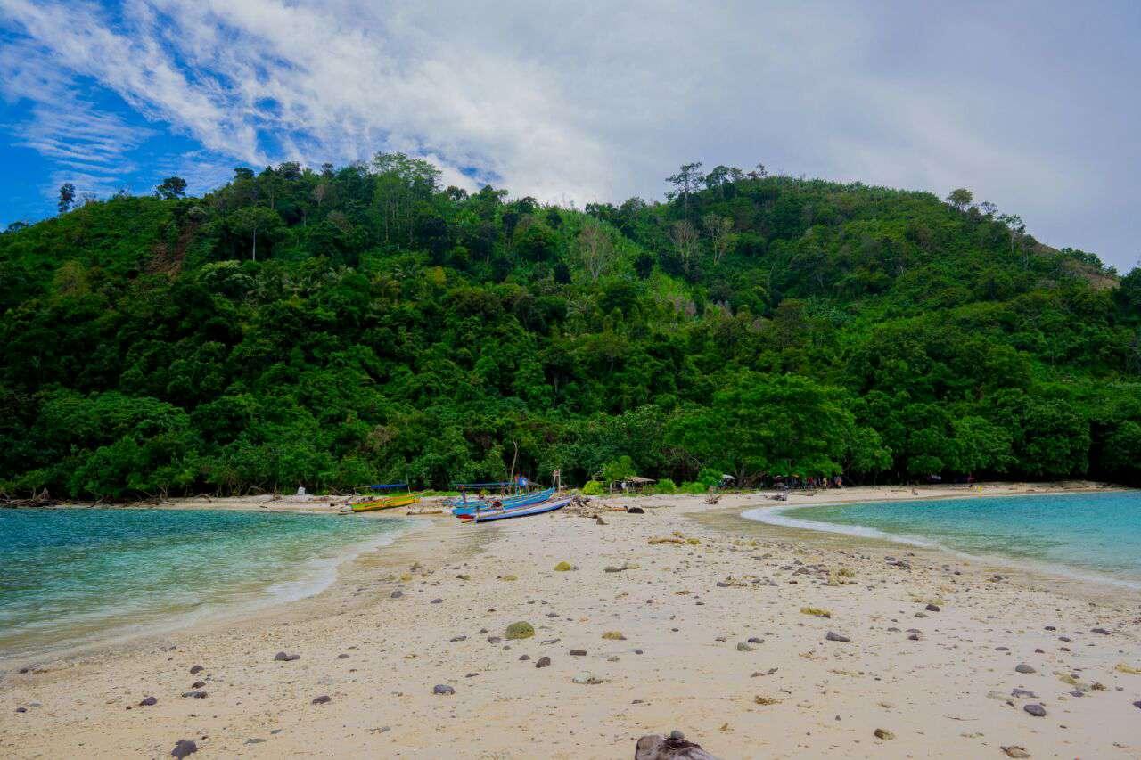 Pulau Mengkudu, Destinasi Wisata Pulau di Lampung Selatan