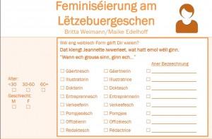 Fragebogen