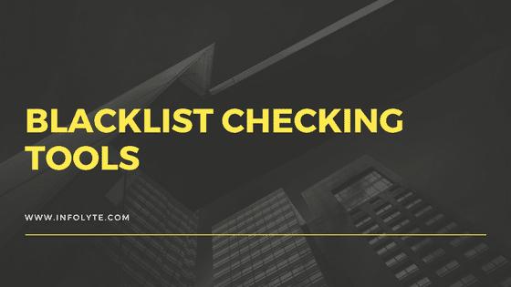 blacklist-checkng-tools