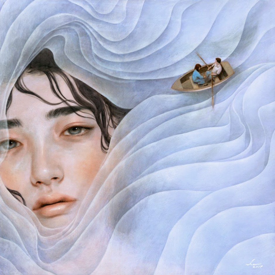 Tran-Nguyen-Paintings-the_lilac_lady