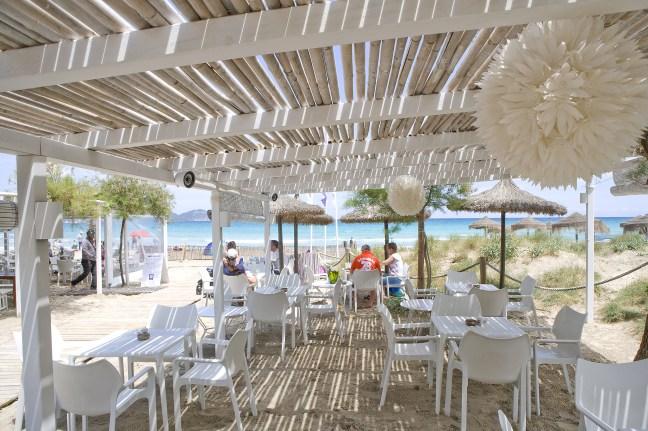 Ponderosa beach | Foto: Jaume Ayuso