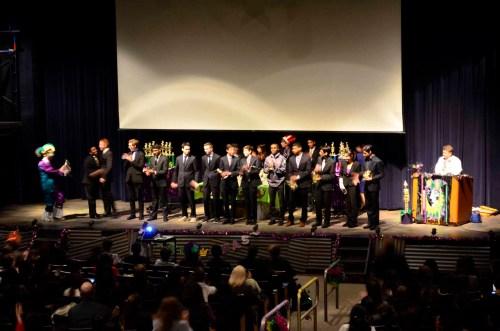 Mardi Gras Speech and Debate Tournament