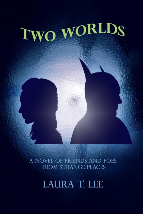 Two Worlds (Paperback front cover)