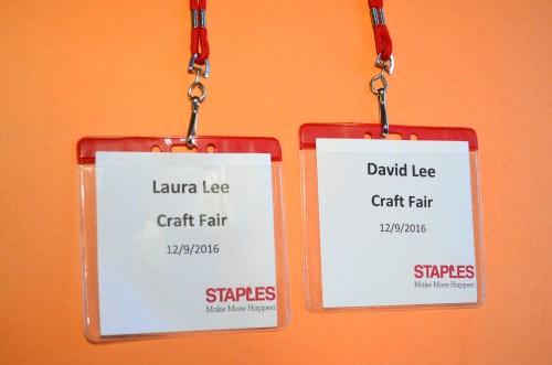 Staples Craft Fair 2016