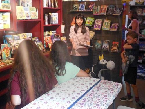 Author Faire 08