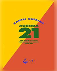 Agenda 21 cover image