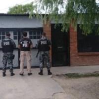 Desmantelaron un búnker de droga y una joven quedó detenida