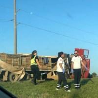 Accidente fatal en Ruta 11: murió un motociclista