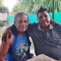 Timbúes: dos hermanos se reencontraron luego de 50 años