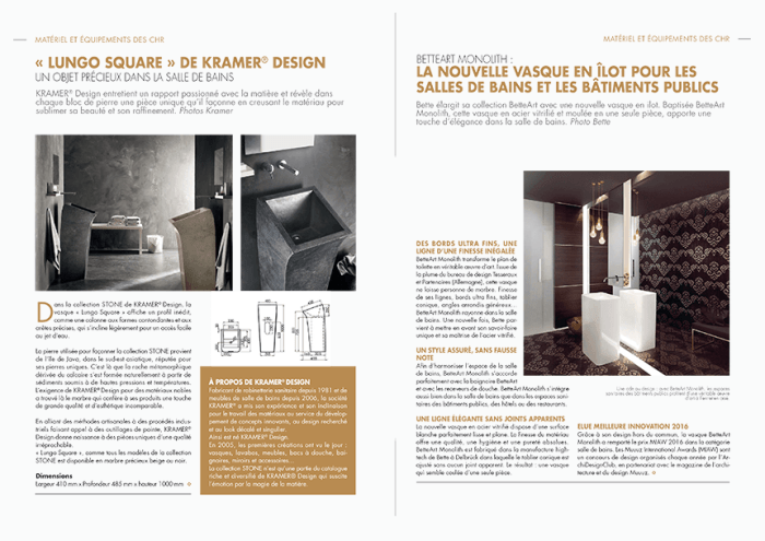 Double page Guide CHR 2
