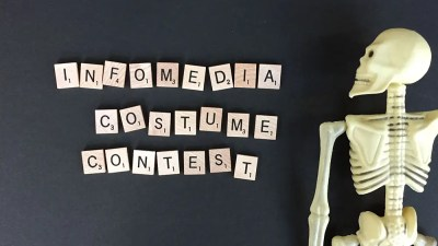 Vote for Your Favorite Infomedia Halloween Costume!