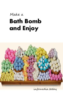 Make a Bath Bomb and Enjoy