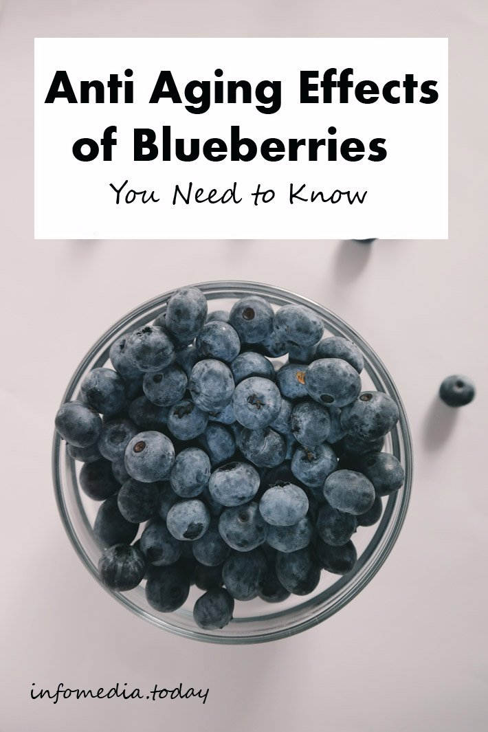Anti Aging Effects of Blueberries You Need to Know