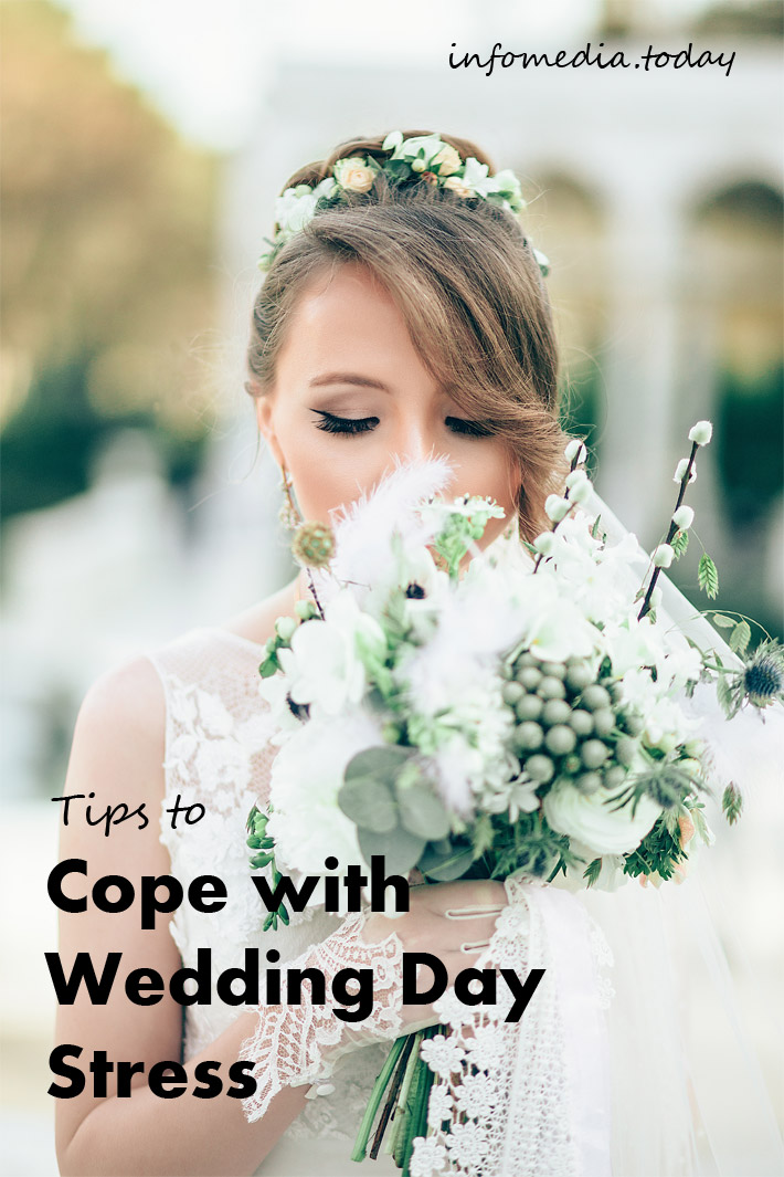 Tips to Cope with Wedding Day Stress