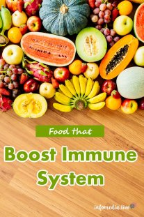 Food that Boost the Immune System