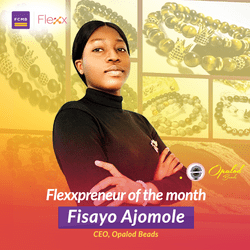FCMB Flexxpreneur of The Month infomediang