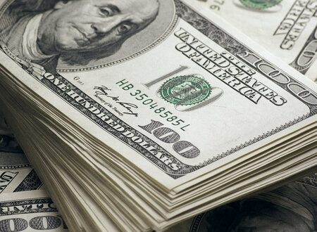 US dollar how to pay off business debt
